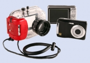Underwater Cameras and Housings
